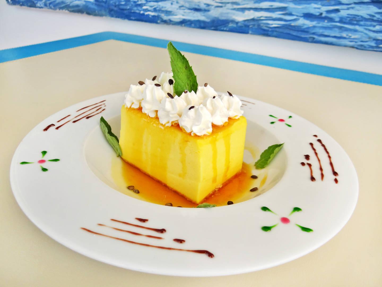 Cheesecake de Maracuya